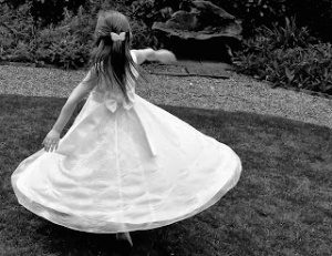 Twirling Photo